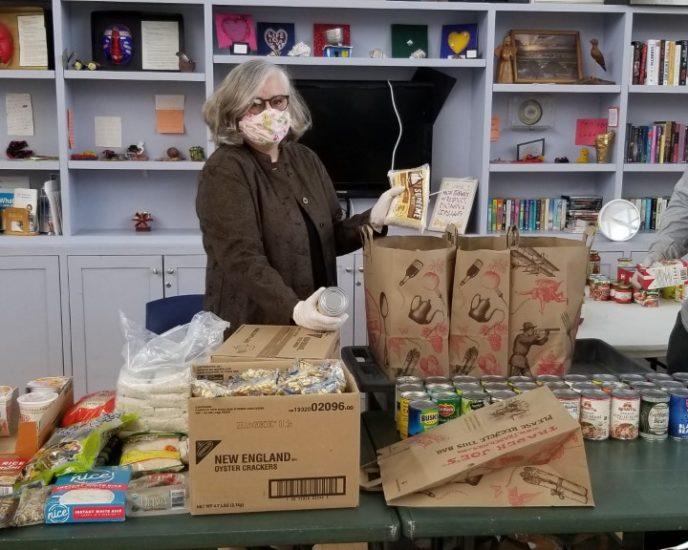 Emergency Food Distribution